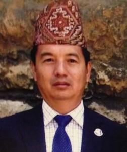 Mr Hariman Gurung Sports Secretary
