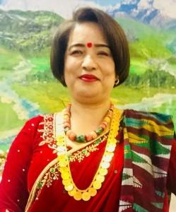Mrs Maya Gurung Adviser