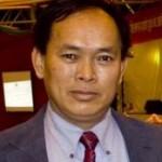 Security Officer Mr Buddi Gurung