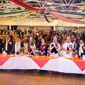Tamu Samaj UK Lhochhar celebration 2016