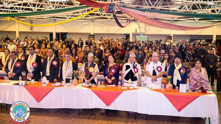 Tamu Samaj UK Lhochhar celebration 2016