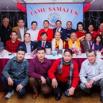 Shree lama 's welcome programme