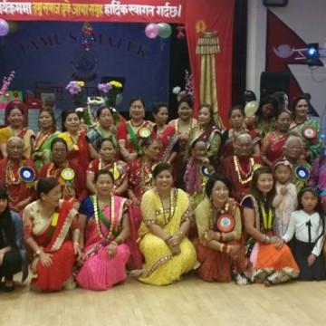 teej celebration 2016