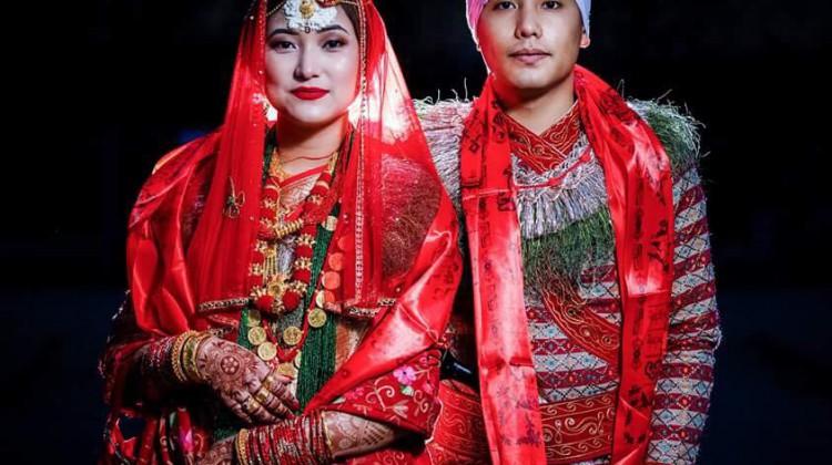 Biswa and Tara