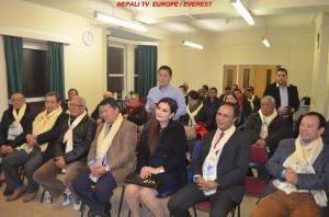 Tamu Samaj UK's Post Lhu Lhochhar Meeting's Photograph