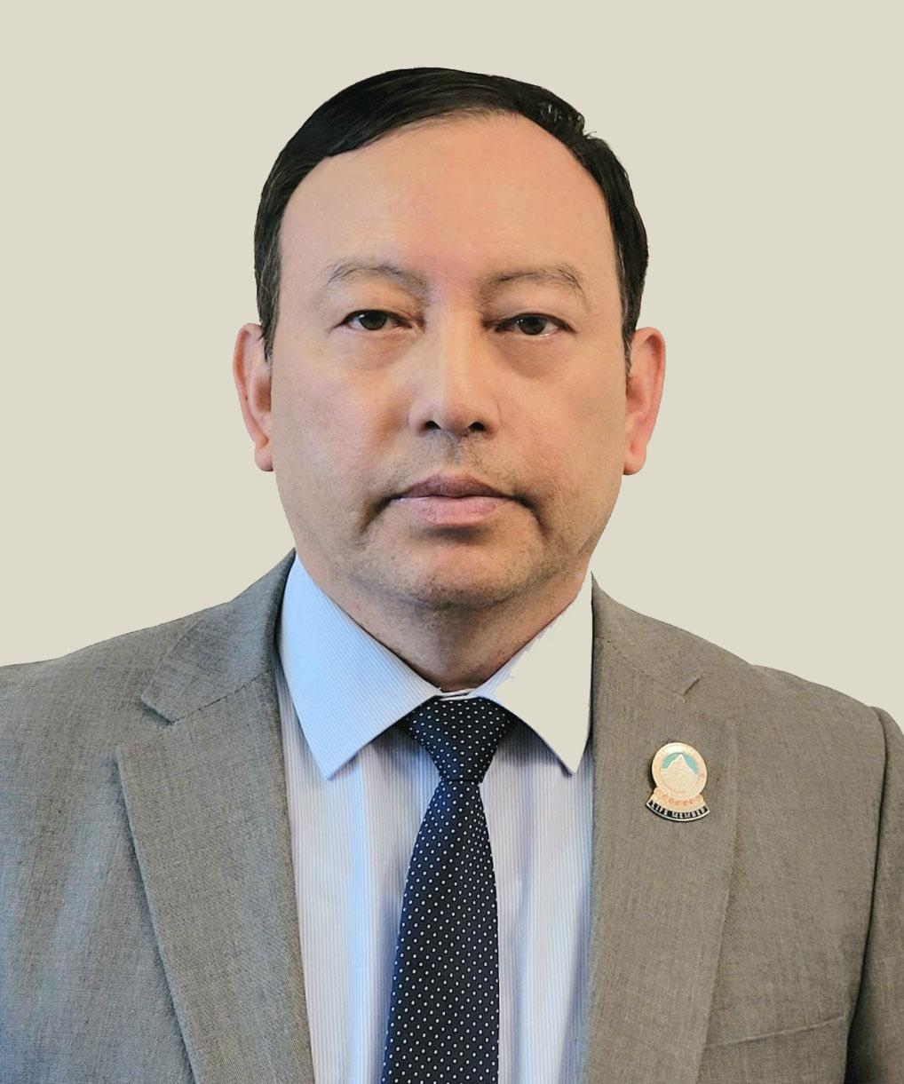 Shiva Kumar Gurung